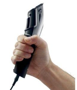 Haarschneider-Test