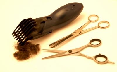 Haarschneider-Reinigen-Pflege