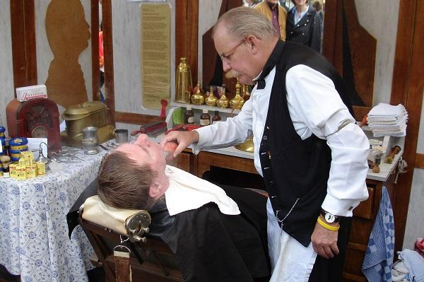 Barbiere - Stivoll den Bart frisieren lassen