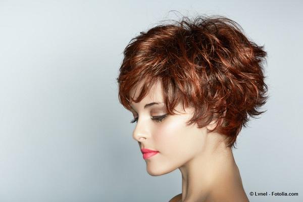Kurzes Haar Hochstecken Kurze Haare Stylen Tipps Für