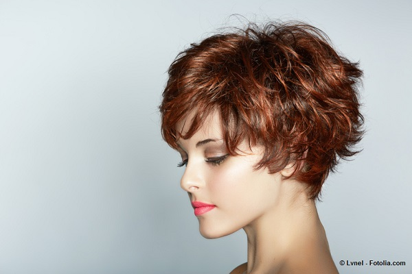 Kurze Haare stylen - Tipps für Kurzhaarfrisuren