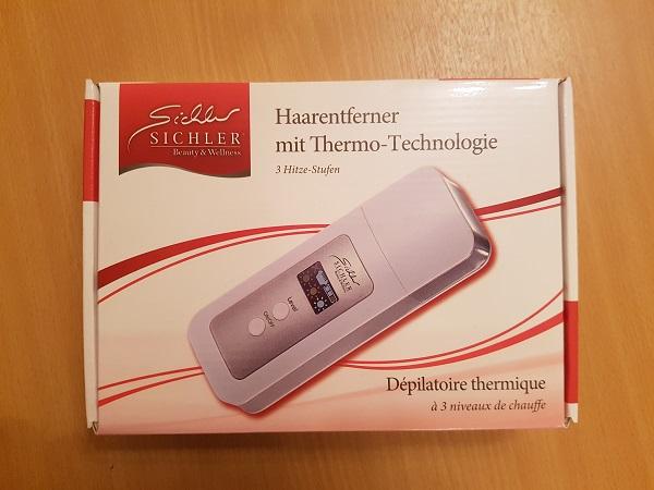 Sichler-Thermo-Haarentferner