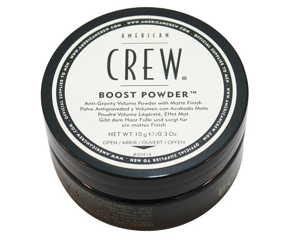 American-Crew-Classic-Boost-Powder-Test
